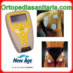 ELETTROSTIMOLATORE PROFESSIONALE POCKET PHYSIO REHAB NEW AGE ITALIA
