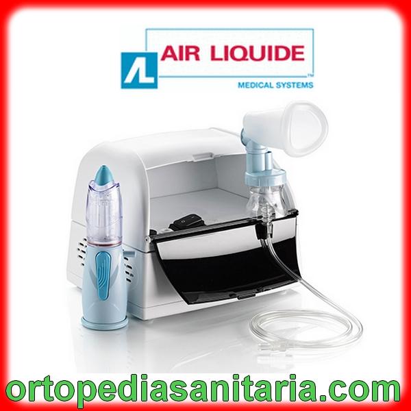 Aerosol a pistone Markos Mefar NEBULA completo di doccia nasale e mascherina, Super Offerta! Velocissimo!