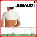 Coprispalle Anatomico in lana Dr Gibaud termoterapia naturale