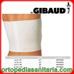 Cintura Piuma cm 28 in lana Dr Gibaud Termoterapia naturale