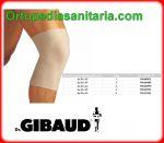 Ginocchiera felpata camel Dr Gibaud biestensiva in lana