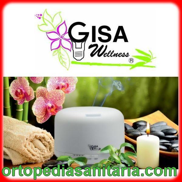 umidificatore e diffusore di aromi e oli essenziali ad