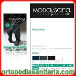 Gambaletto uomo compressione graduata media 14-16 mmHg Modasana