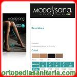 Gambaletto 70 den compressione graduata Modasana