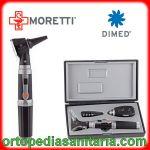 Otoscopio a fibra ottica DMV520 Moretti