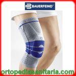 Ginocchiera Genutrain per sostegno sicuro del ginocchio Bauerfeind