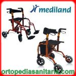 Deambulatore City Partner 2 in 1 Mediland