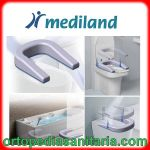 Rialzo per bidet e Wc 10 cm Mediland Comfort Seat