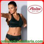Reggiseno sportivo con allacciatura frontale 5523 Anita