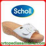 Ciabatta memory cuschion Wappy bianco Dr. Scholl