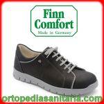 Calzatura Canaria con plantare estraibile Finn Comfort
