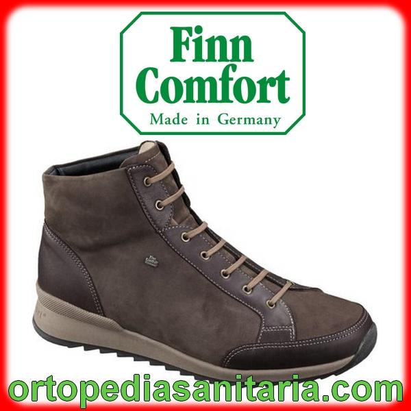 Calzatura Linares con plantare estraibile Finn Comfort