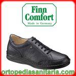 Calzatura Nantes con plantare estraibile Finn Comfort