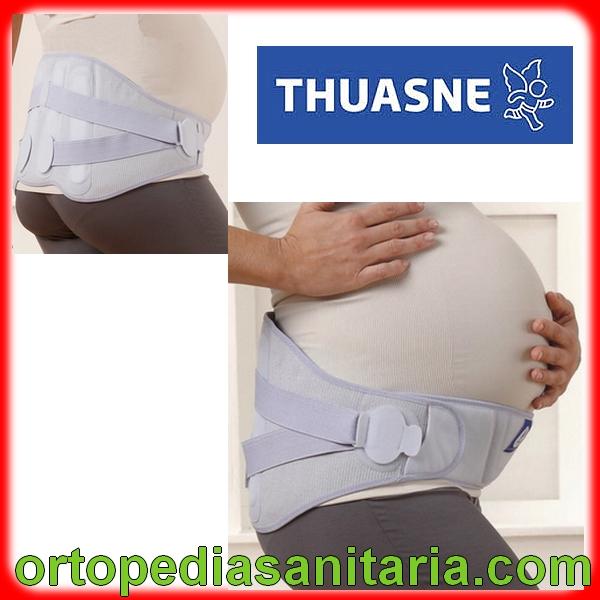 Cintura per la correzione posturale in gravidanza Lombamum Thuasne