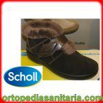 Pantofola Aurelia gel, calda e comoda con plantare gelactive Dr Scholl